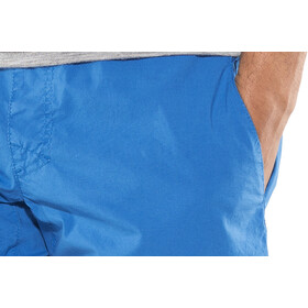 E9 Pentagon Shorts Herrer, cobalt-blue